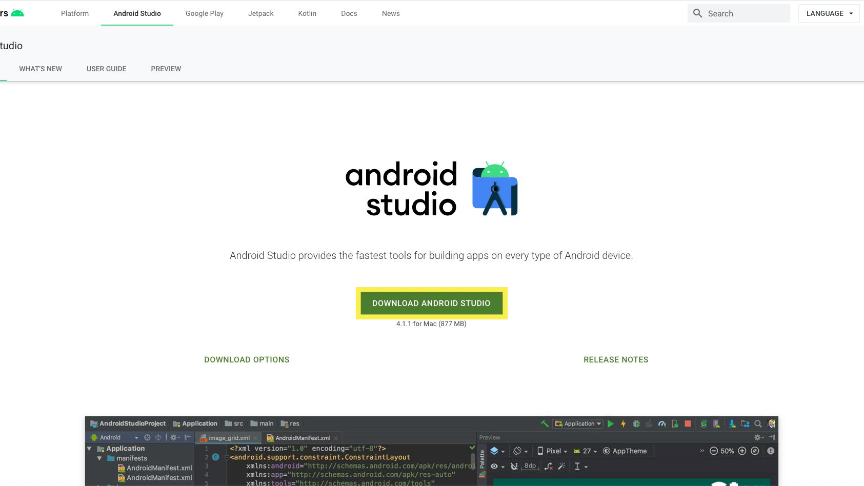 How to Install the Android SDK Software Development Kit
