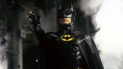 Michael Keaton in Batman (1989)