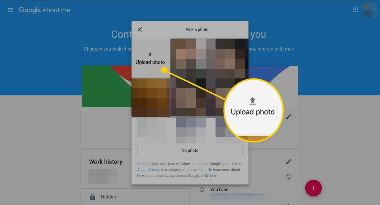 How to Add A Picture To Your Gmail Profile