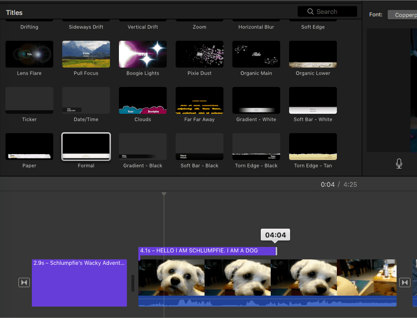 How to Add Text to iMovie Creations