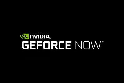 The Nvidia GeForce Now logo