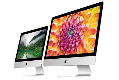 New iMac models