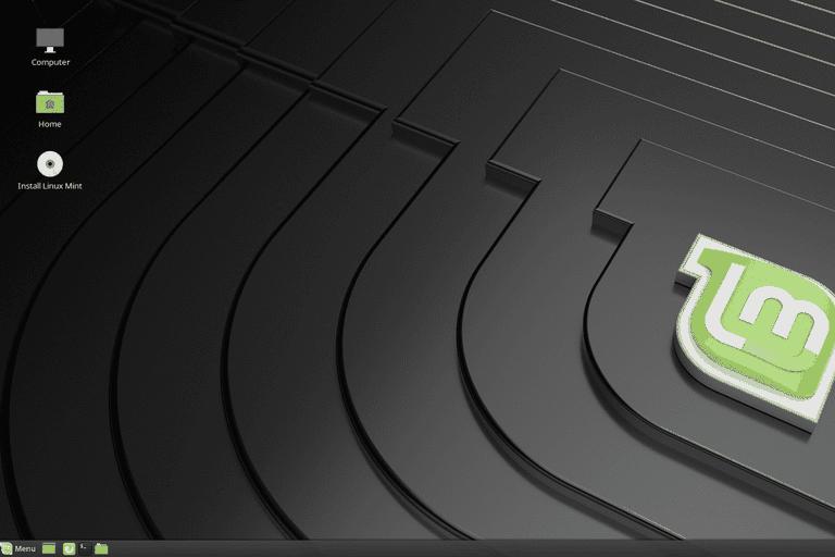A screenshot of the Cinnamon desktop on Linux Mint