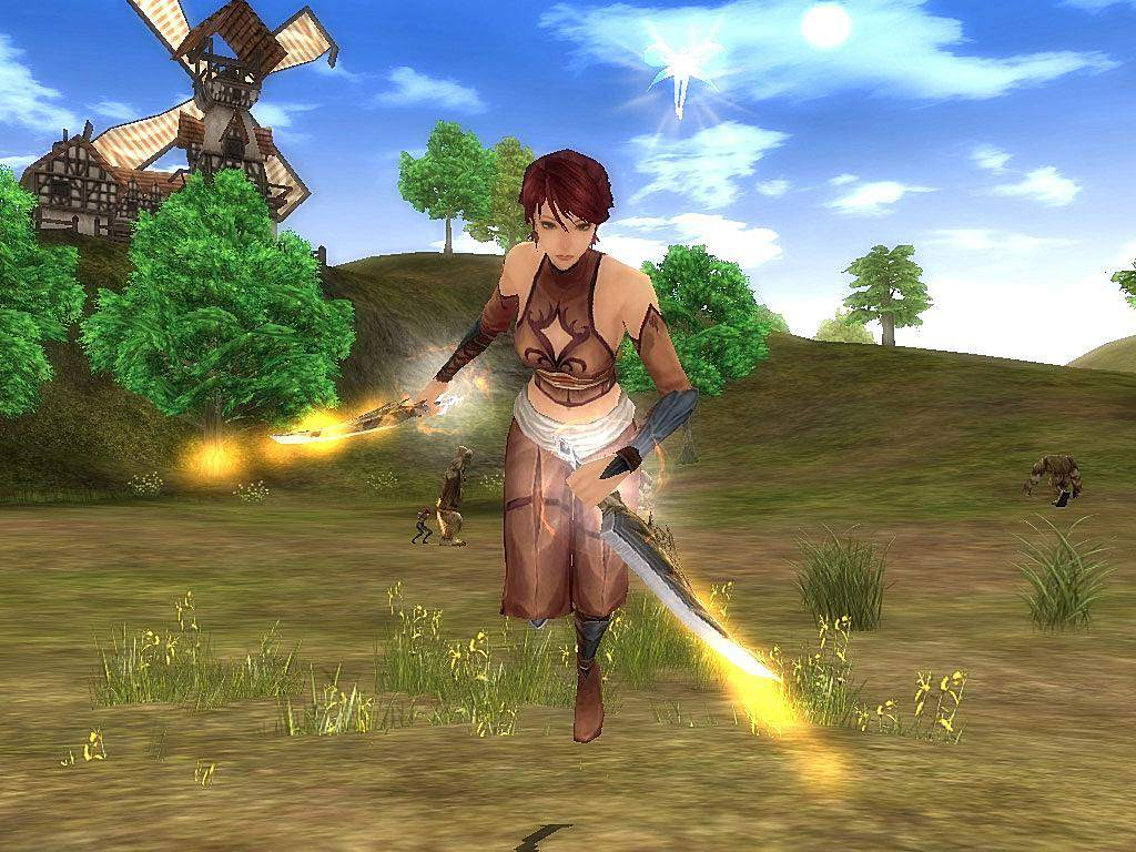 Top 4 Free Massively Multiplayer Online Games