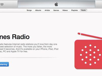 iTunes Radio.screenshot