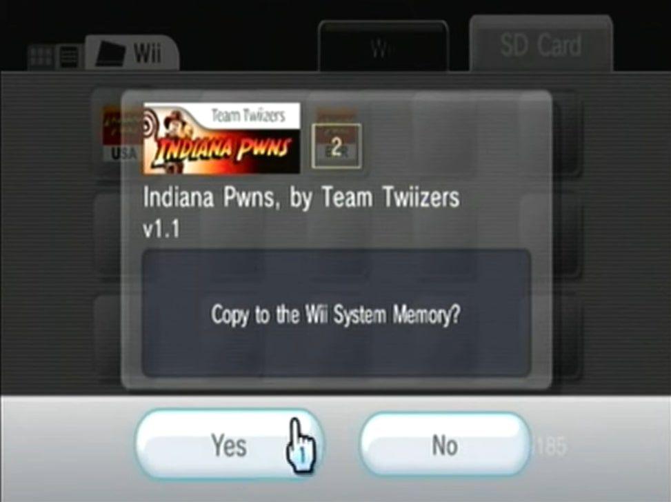 wii homebrew channel emulators installation