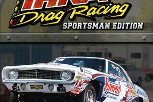 IHRA Drag Racing: Sportsman Edition Playstation 2