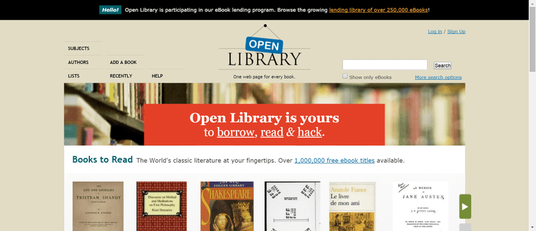 20 best sites to download free books the open library there are over one million books here all free all available in pdf epub daisy djvu and ascii text you can search for ebooks ccuart Choice Image