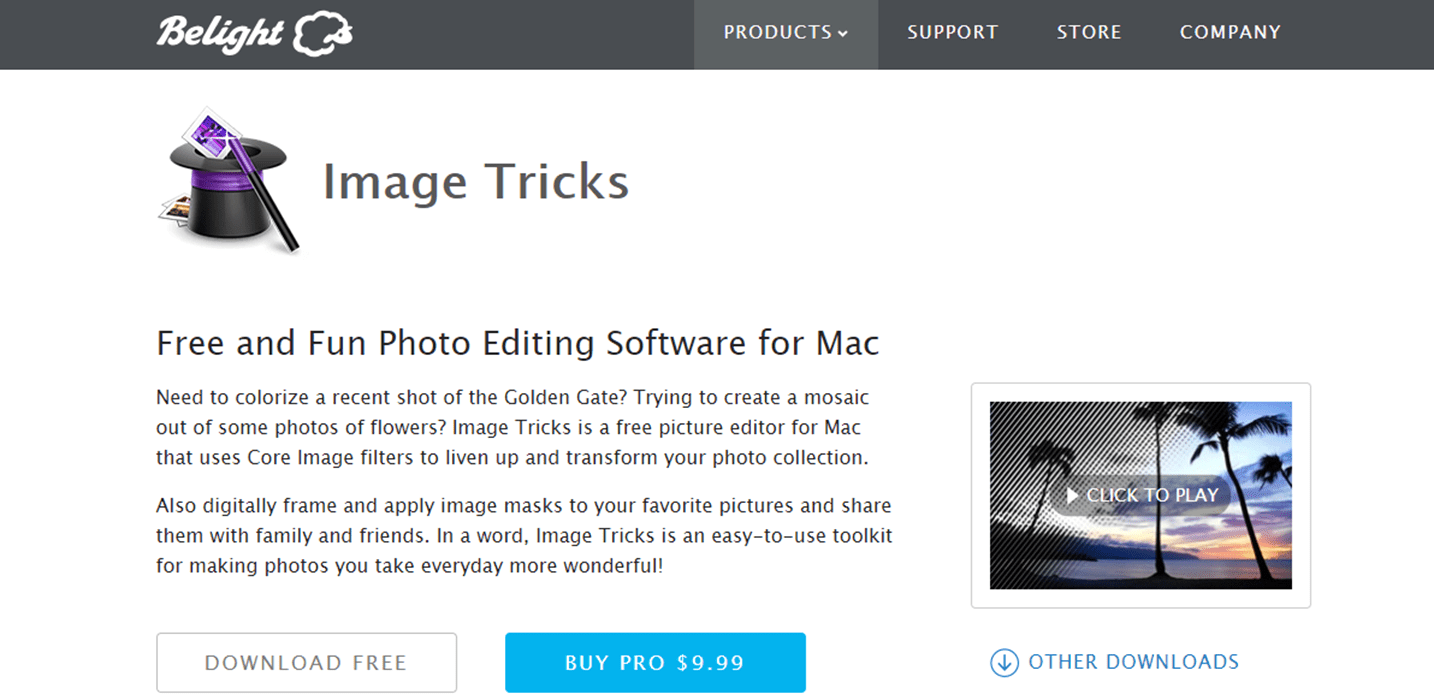 photo software for mac free