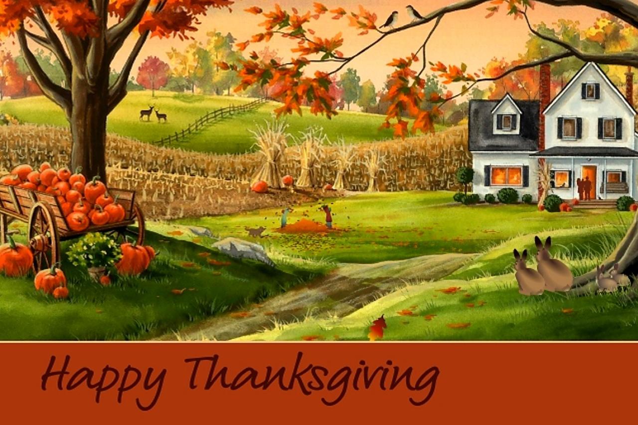 happy thanksgiving ad0dffe9b8334ce58a01a9e0f82b6c15