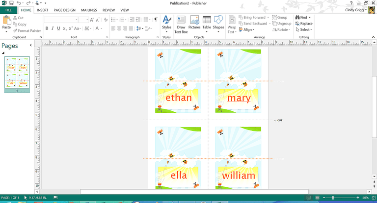 Free Summer Themed Templates From Microsoft - Name tag template microsoft word