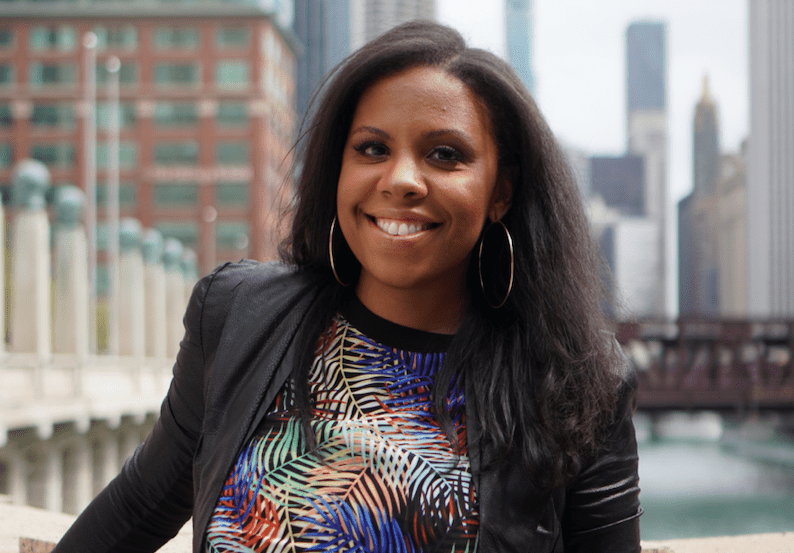 April Johnson, Co-founder and CEO of Happied