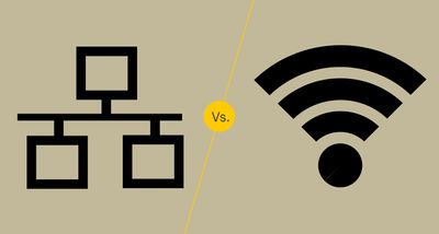 Wired vs. Wireless Networking