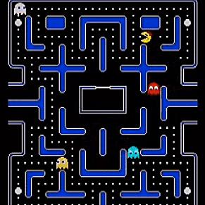 Ms. Pac Man screenshot