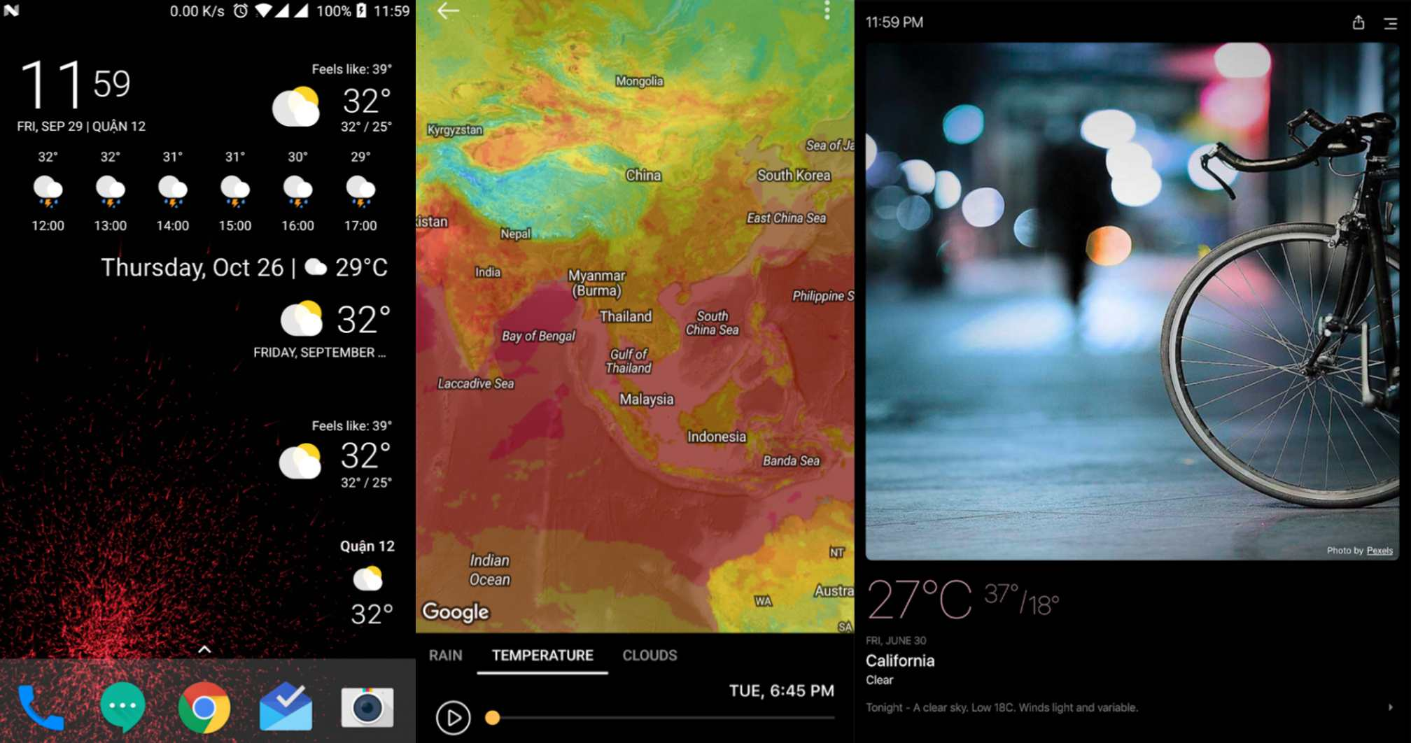 The 6 Best Weather Apps for Android Phones