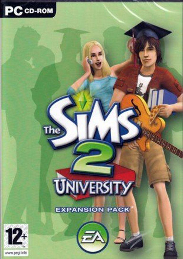 Sims 2 University