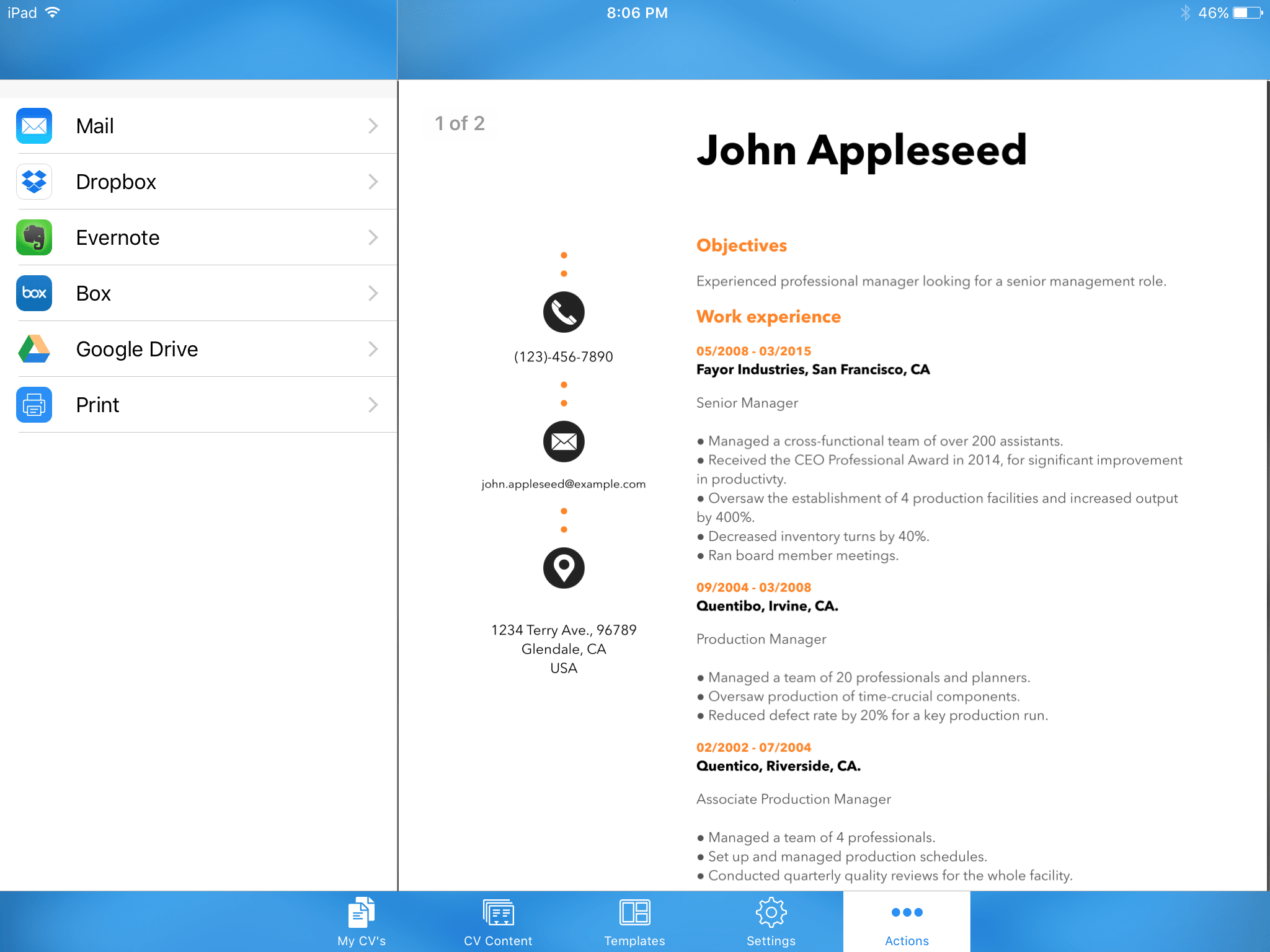 7 Cheap Or Free Resume Builder Apps