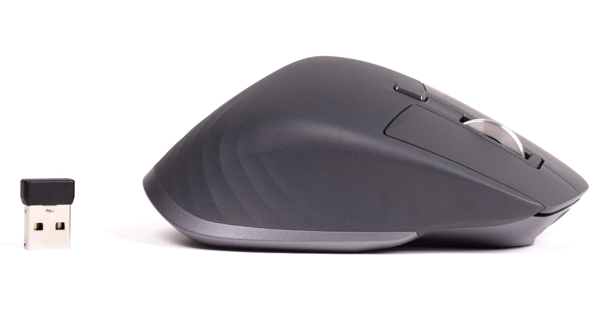 Image of a USB wireless mouse