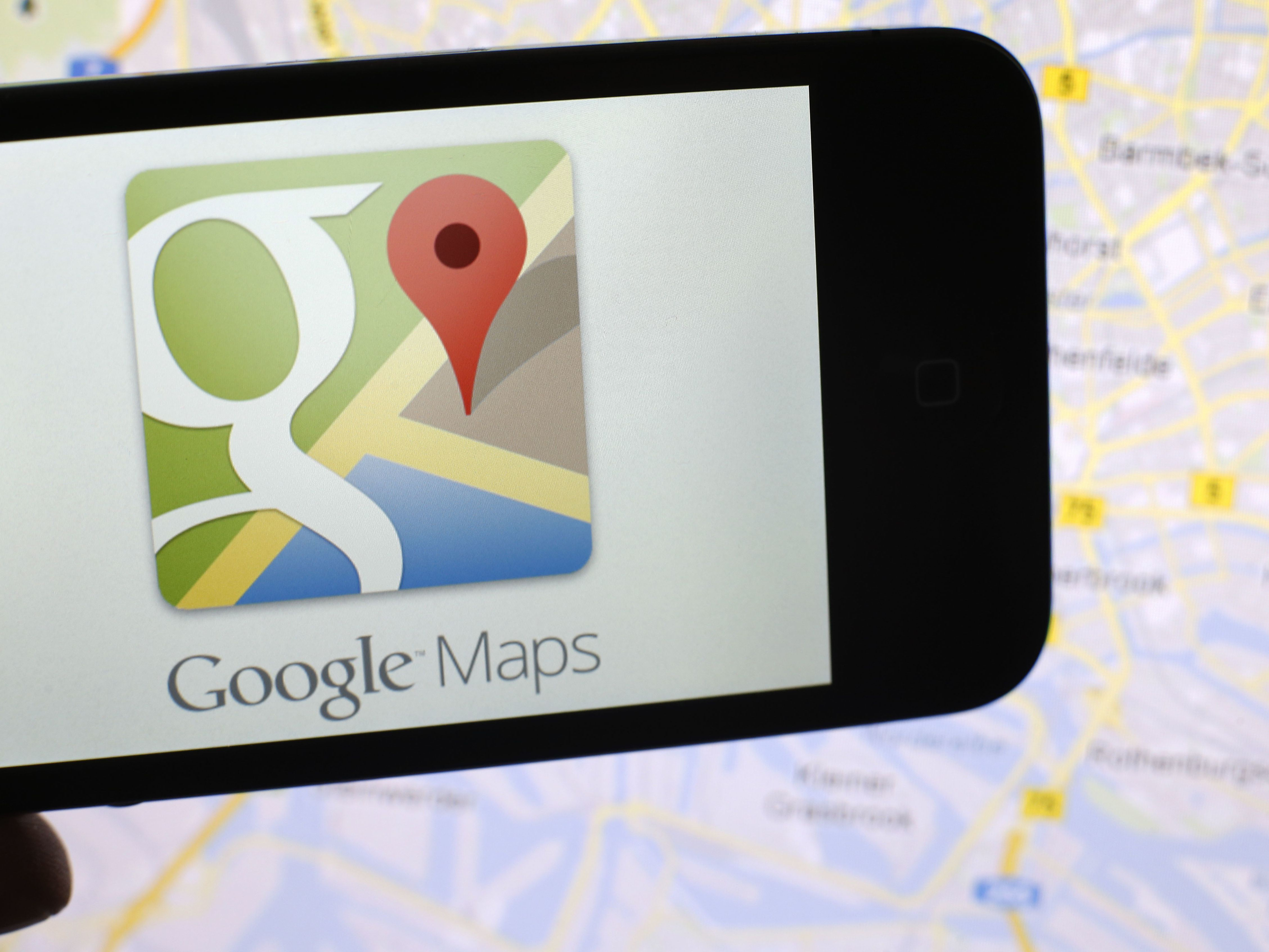 How to Change Your Google Maps Car