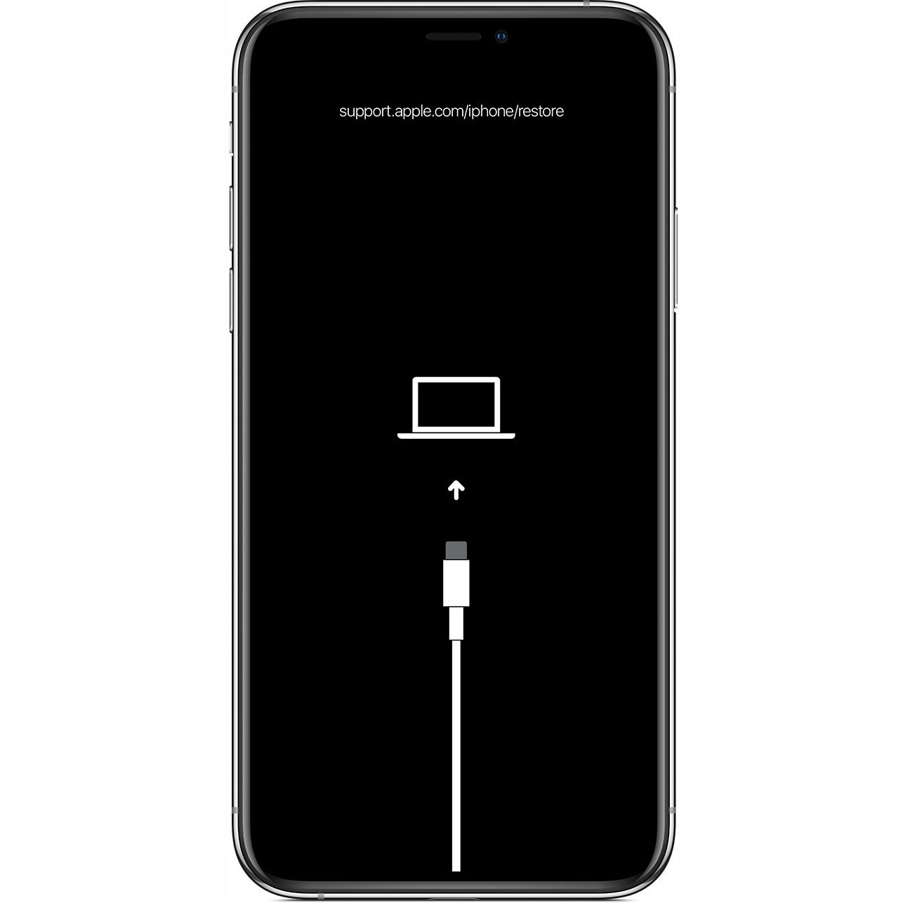 iPhone Recovery Mode icon