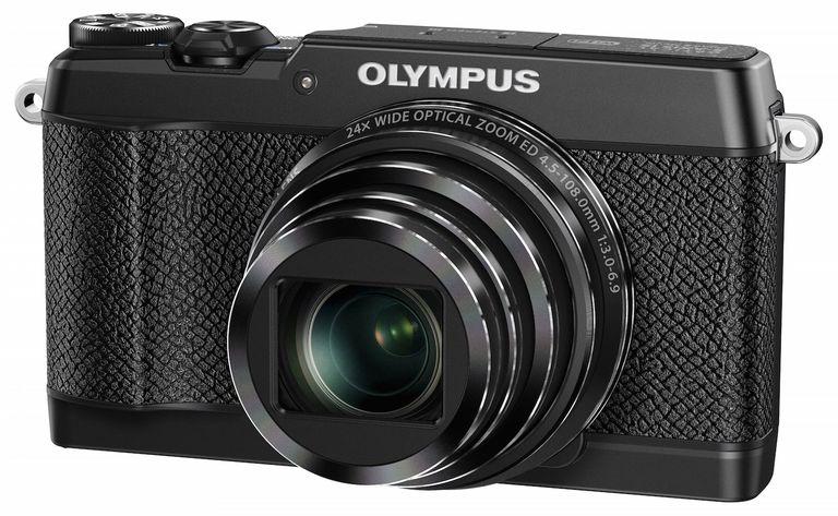 Olympus SH-2 Review