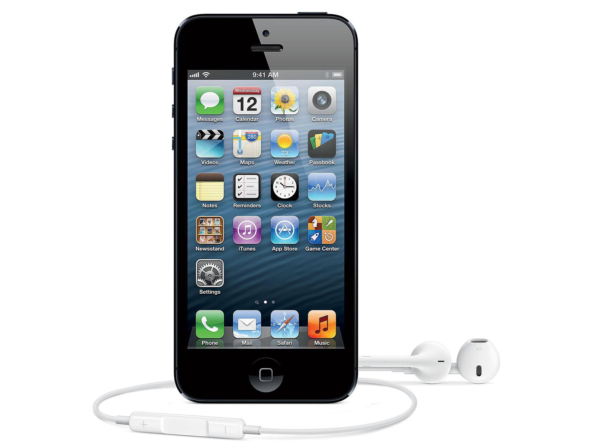 iPhone 5 Hardware and Software Features