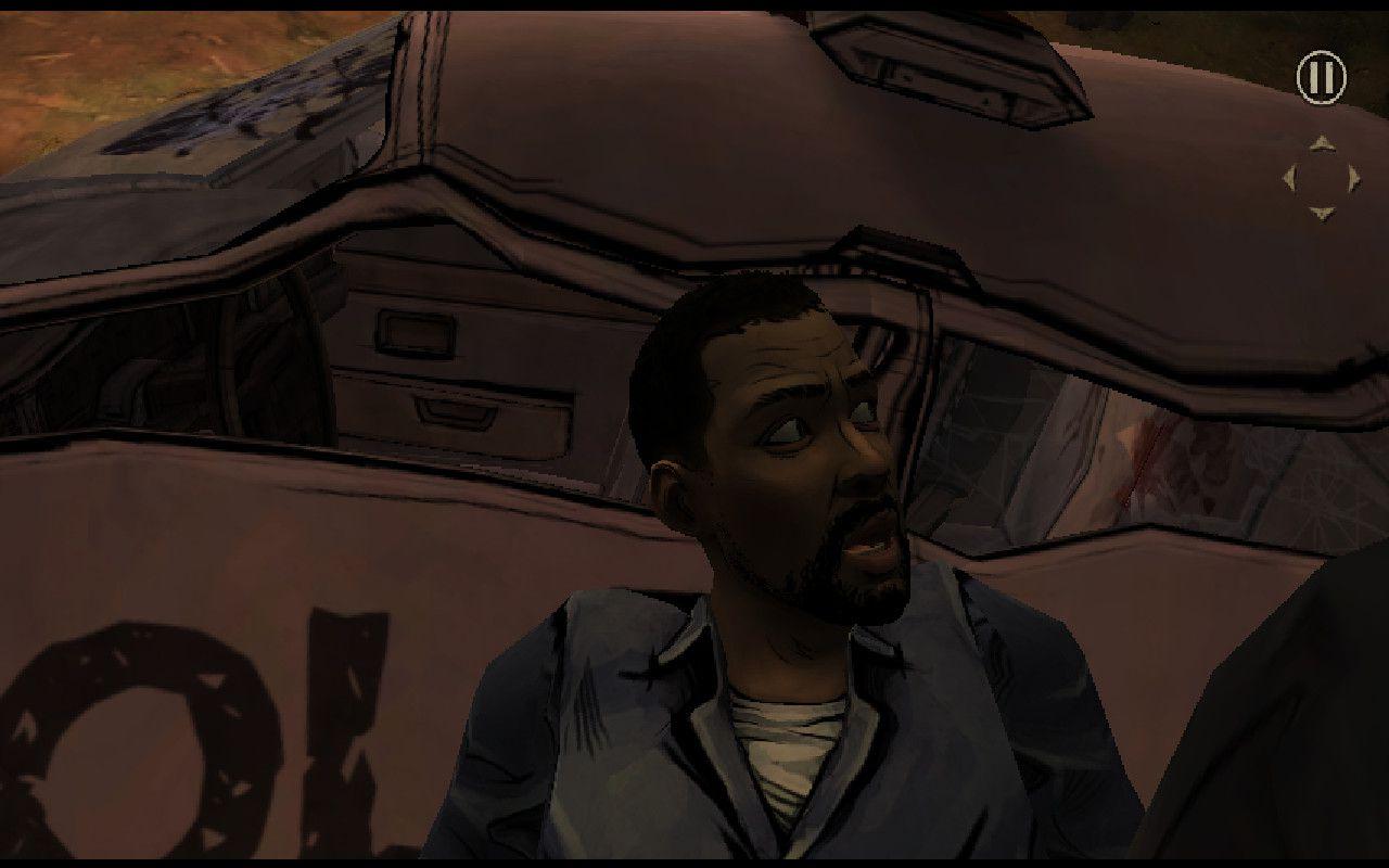The Walking Dead by Telltale Games