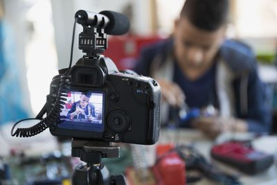 Camcorders vs  Cameras: Which Do You Need?