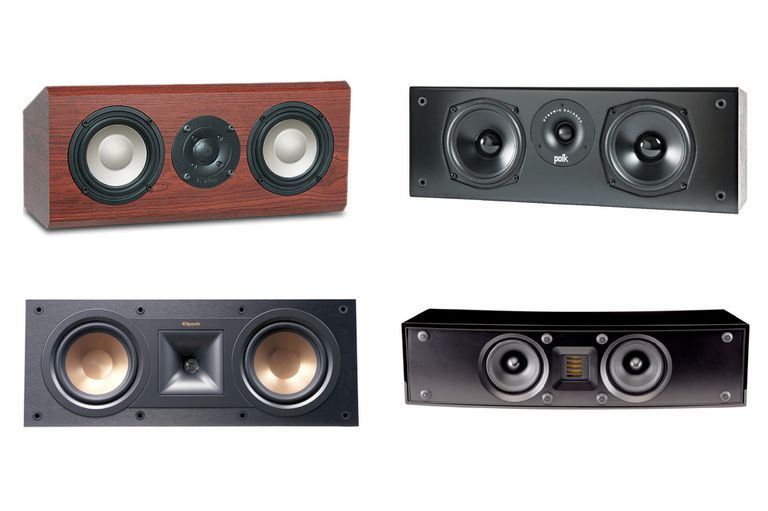 Examples of Center Channel Speakers
