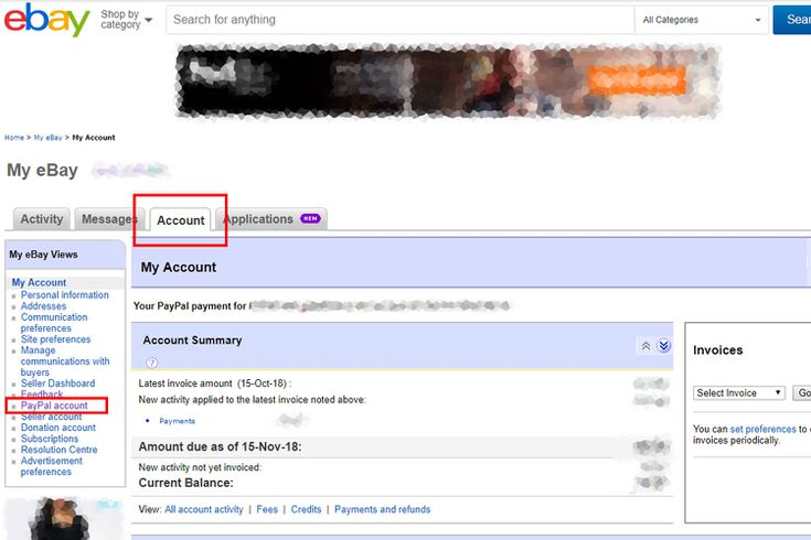 How To Link Paypal To Ebay