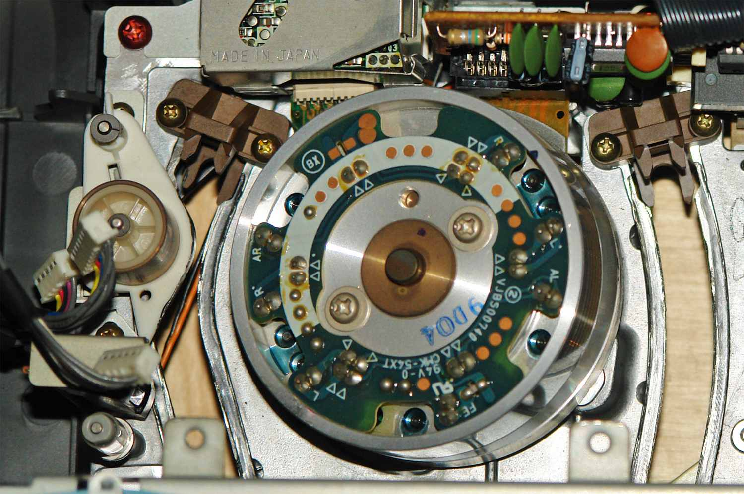 How to Clean Your VCR Heads