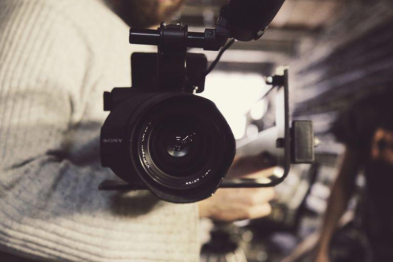 Image of videocamera