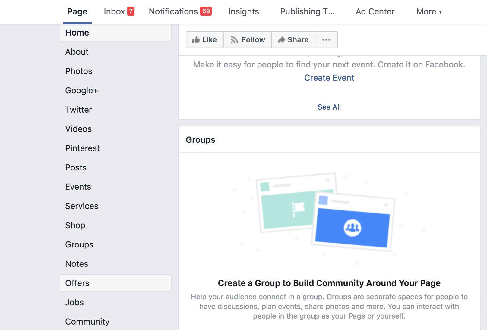 How to Create a Facebook Offer on Your Page