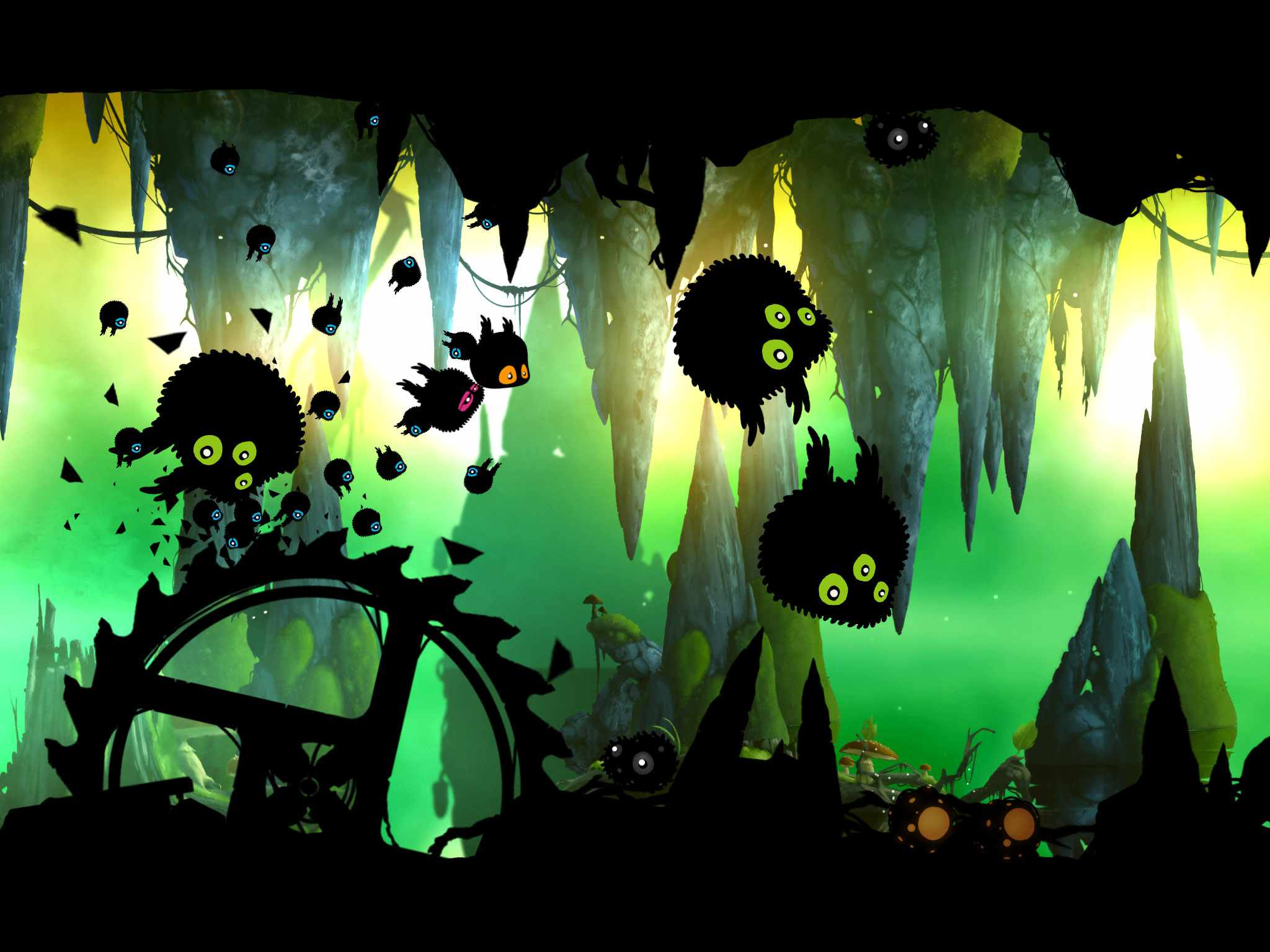 BADLAND Apple Game of the Year 2013