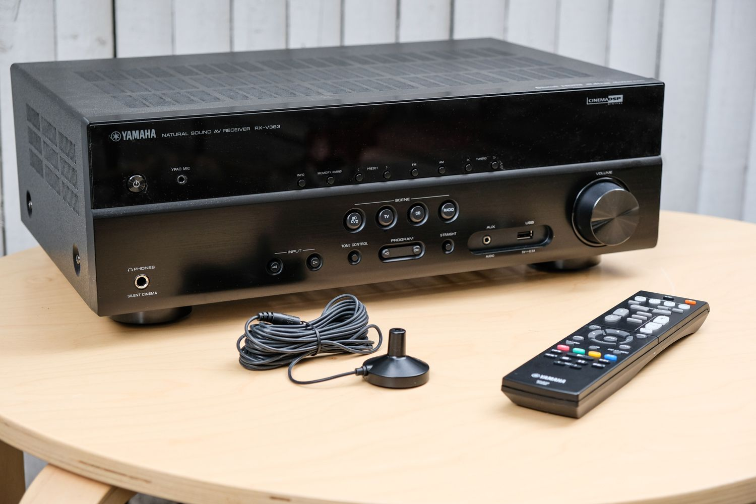 The 7 Best Under 400 Home Theater Receivers