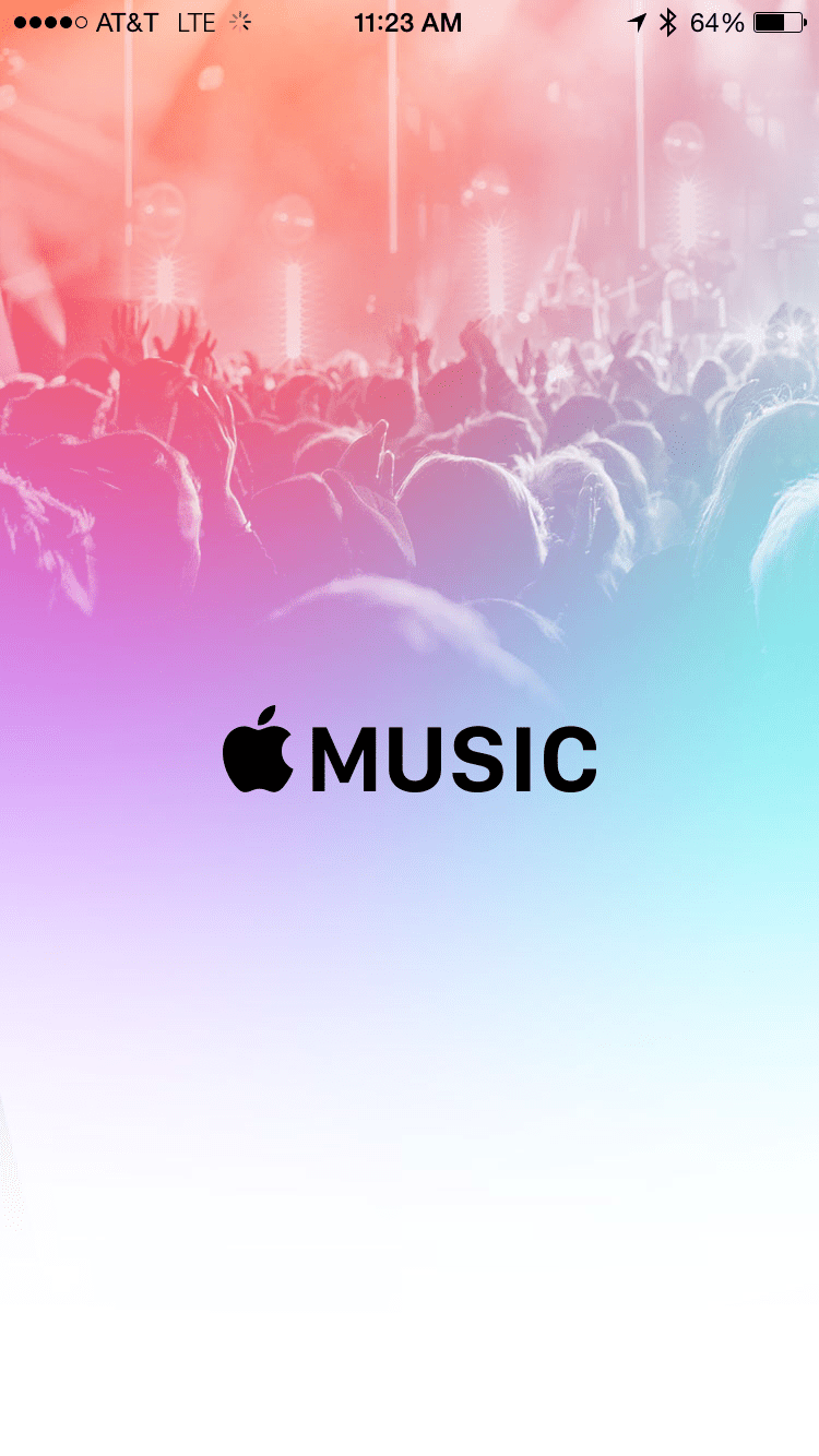 sign up for apple music, step 1