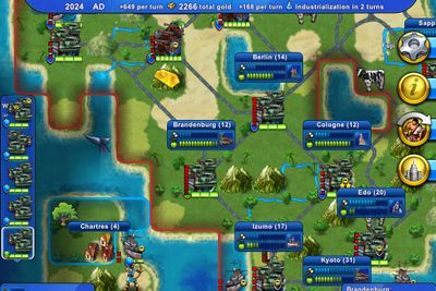 The Top Strategy and Tower Defense Games for the iPad