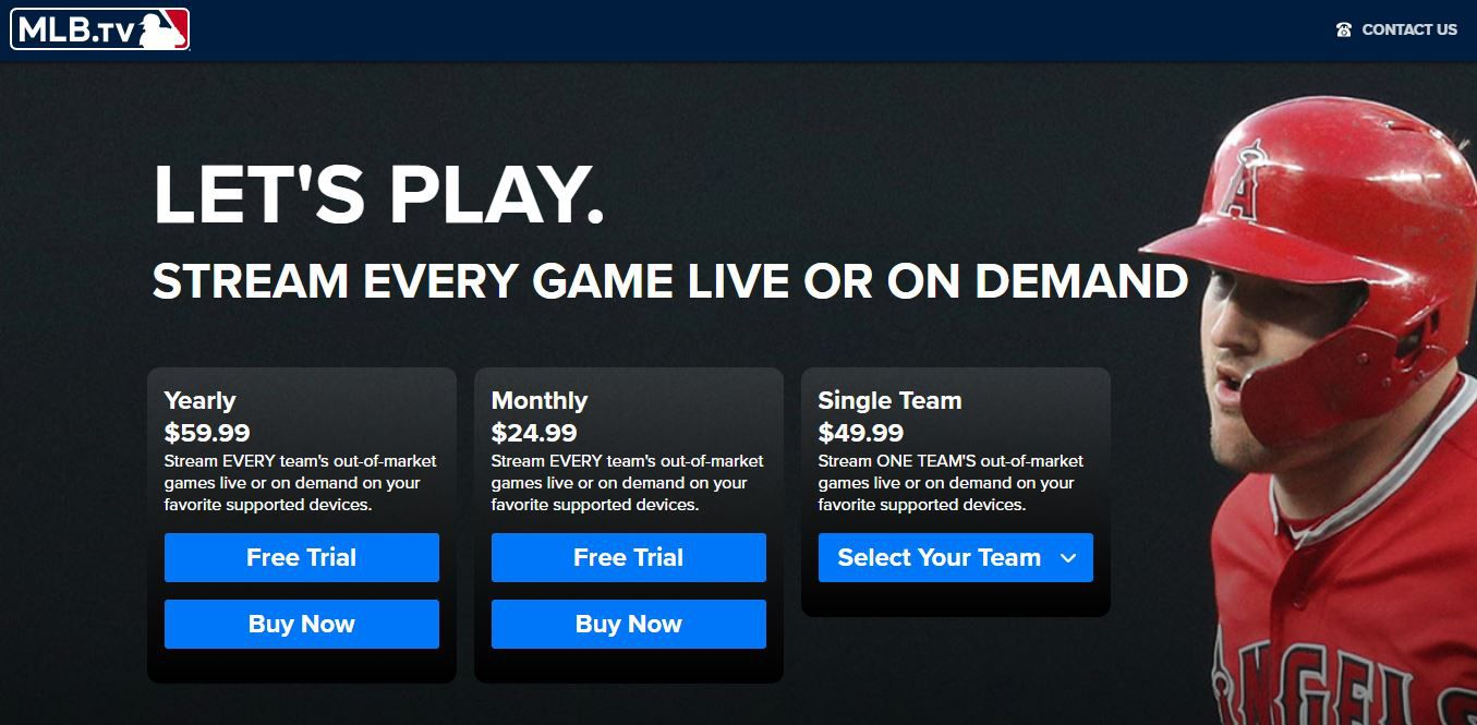 How To Stream And Watch Mlb Games Online
