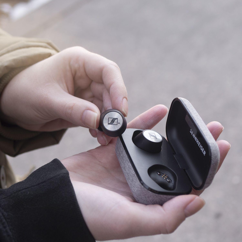 Sennheiser Momentum True Wireless Earbuds Review Premium Earbuds With Amazing Sound