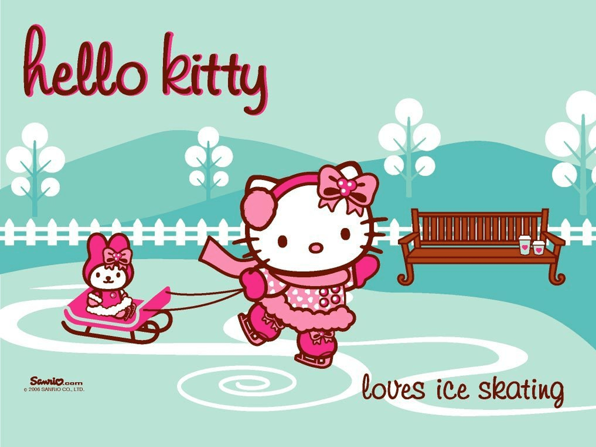 21 Best Free Hello Kitty Wallpapers