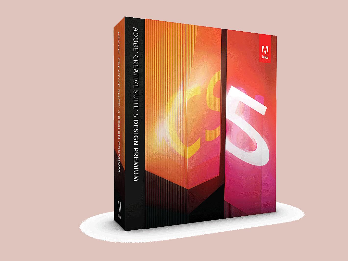 Adobe CS5.5 Web Premium Best Deal