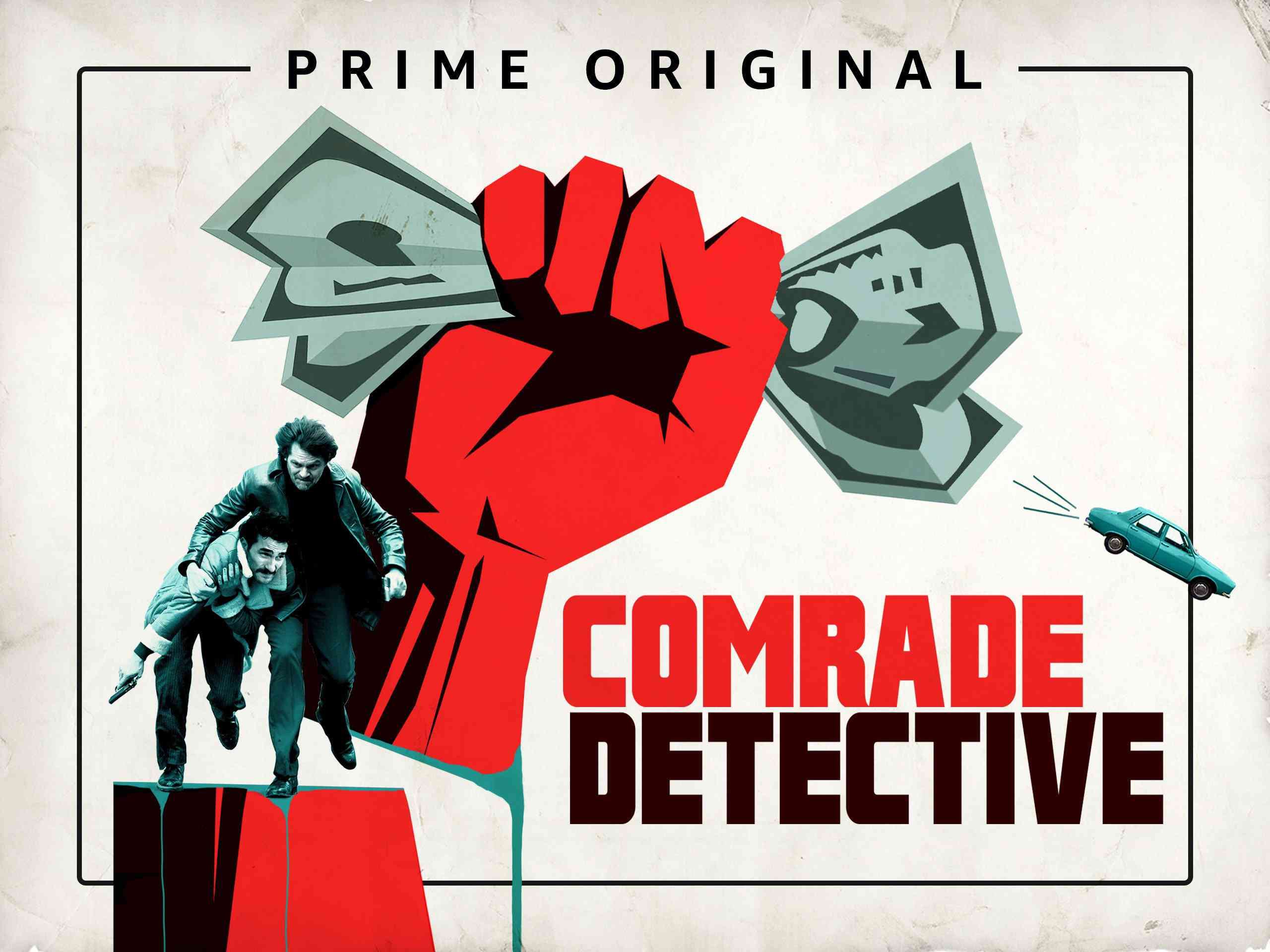 Promotional image for Comrade Detective