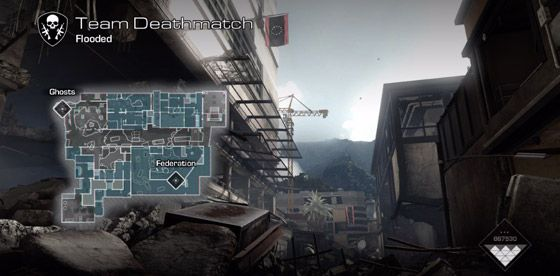 Call of Duty: Ghosts - Chasm Multiplayer Map Call Of Duty Ghosts Extra Maps on call of duty ghosts bonus maps, cod ghosts multiplayer maps, call of duty ghosts mp maps,