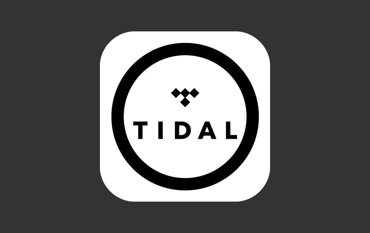 Tidal app icon