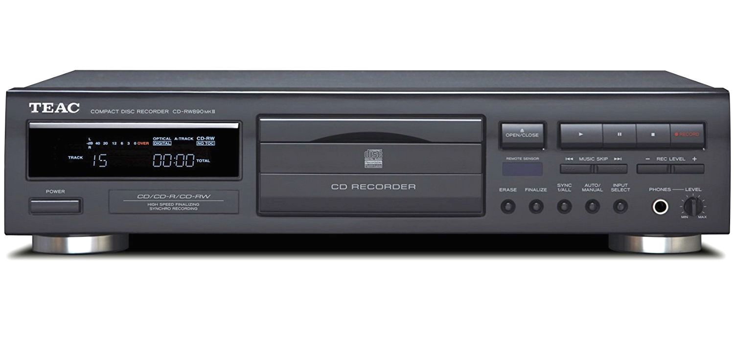 Cd Recorders And Recording Systems