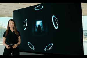 Mary-Ann Ionascu explaining Spatial Audio at WWDC