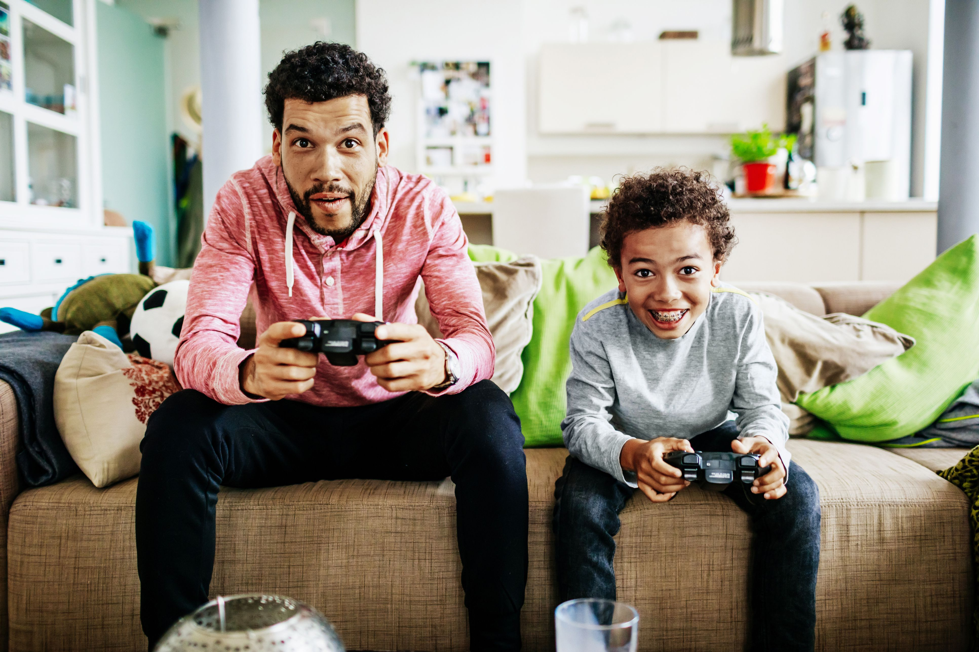 What Percent Of Kids Play Games