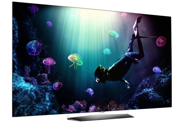 LG B6P Series 4K ULtra HD OLED TV