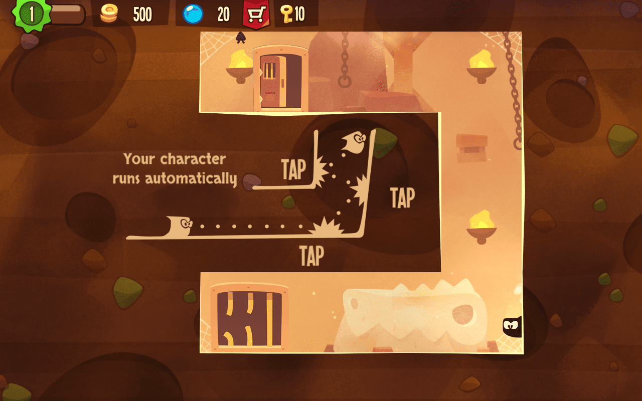 Screenshot from King of Thieves
