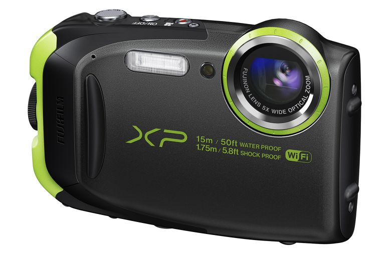 Fujifilm FinePix XP 80 review